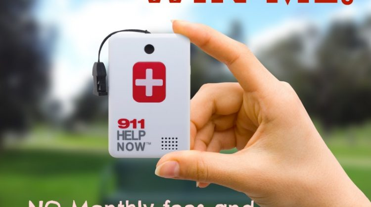 #Win a 911 Help Now! It Saves Lives! US ends 4/4