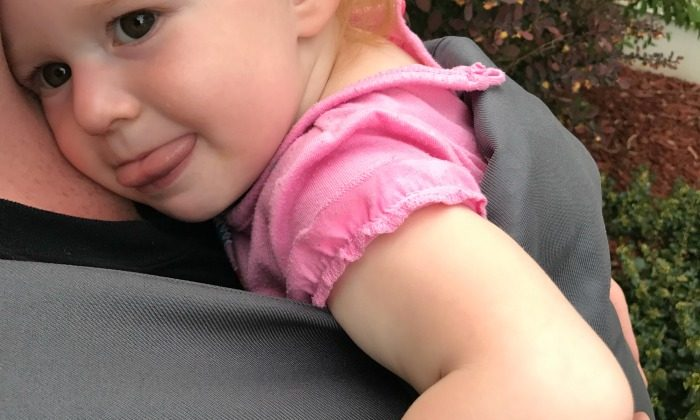 Carry Your Baby to Toddlerhood with the Beco 8 Baby Carrier #Review