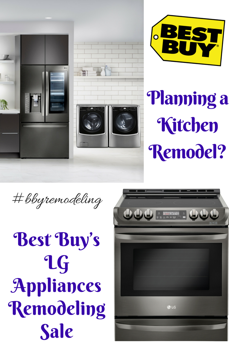 Best Buy\'s LG Appliances Remodeling Sales Event @BestBuy @LGUS ...
