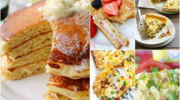 20 Brunch Recipes for Mom's Special Day #giftsformom17
