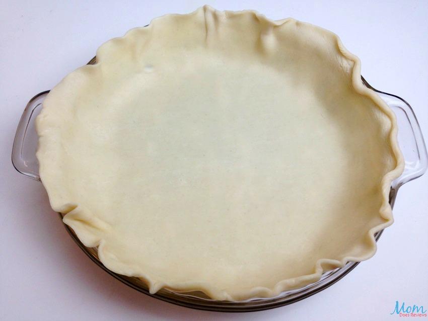 Homemade Chicken Pot Pie process