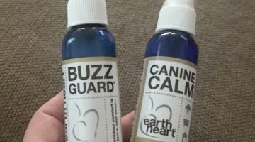 Earth Heart Canine Calm for Dogs #review #Petpalooza2