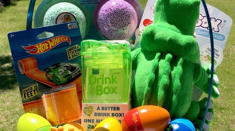 Fun & Educational Easter Basket Treats #EasteronMDR