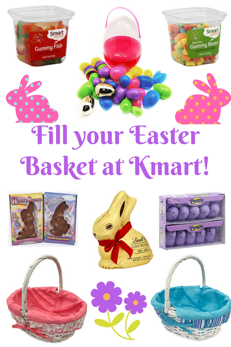 Fill your easter basket at kmart win 100 gc did you know kmart has everything you need for your kids easter basket as an experienced easter basket giver i learned over the years what my son liked negle Choice Image