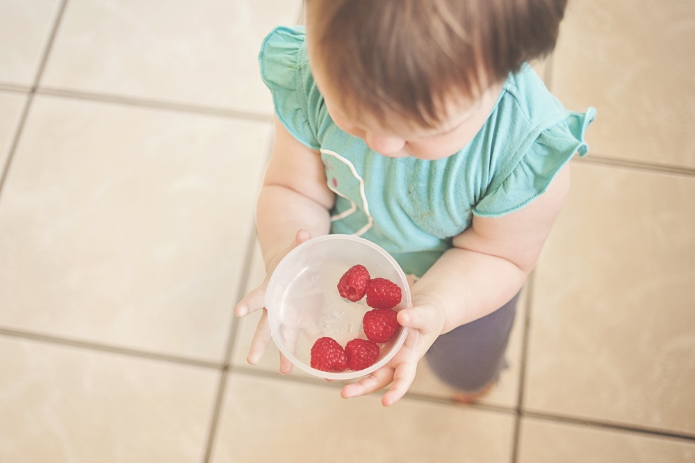 Good Habits: How to Help Your Child Eat Healthier Meals