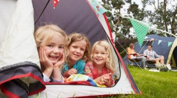 How to Camp with the Fam in Style and Fabulous Luxury