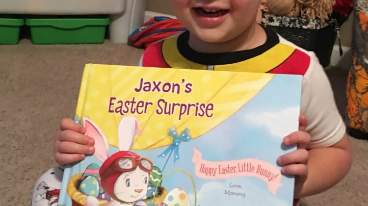 Special Personalized Gifts for Easter #Review #EasteronMDR
