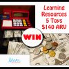 Learning Resources 5 Toy Bundle
