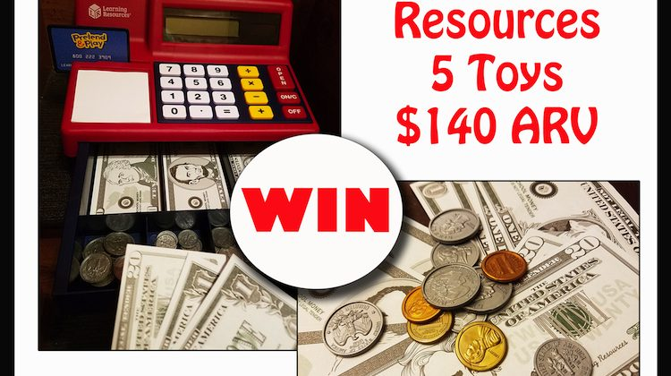 Learning Resources 5 Toy Bundle #Giveaway US Only Ends 5/5