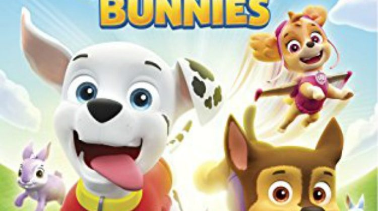 Paw Patrol: Pups Save the Bunnies #review #EasteronMDR