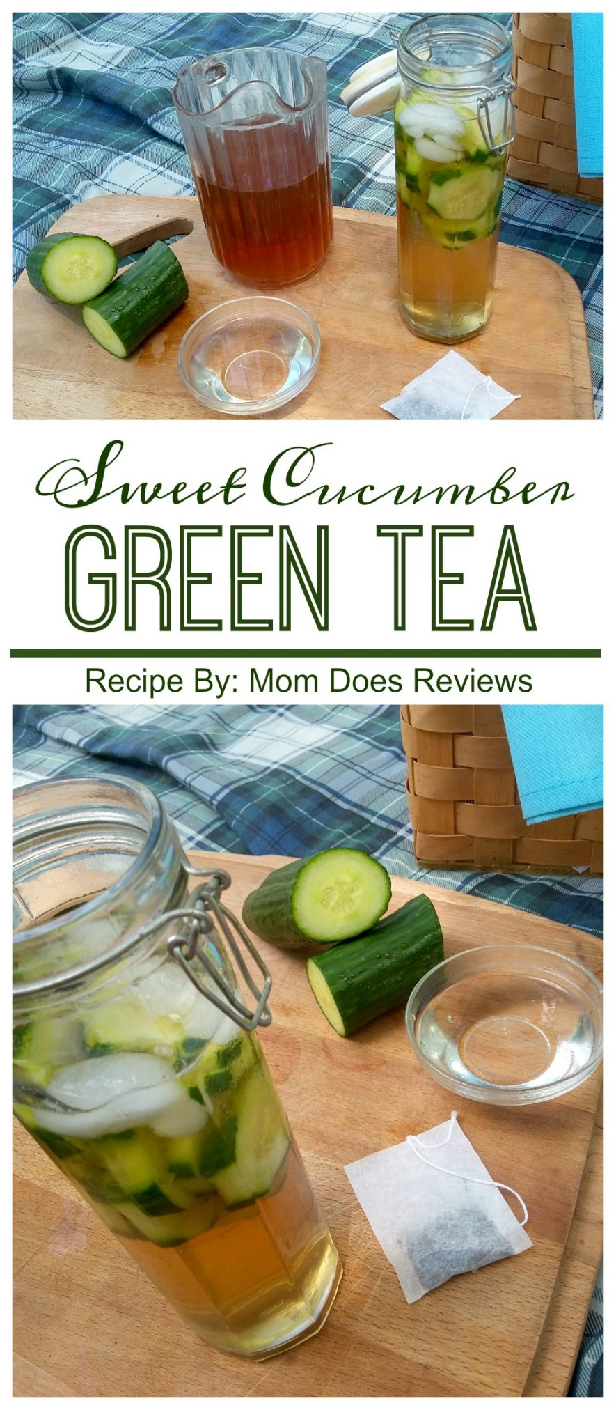 Cucumber Green Tea
