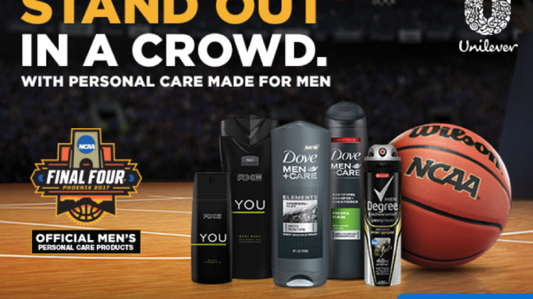 Make Your Man Smell Like a Champ with Unilever! #StandOutMM #Walmart #ad