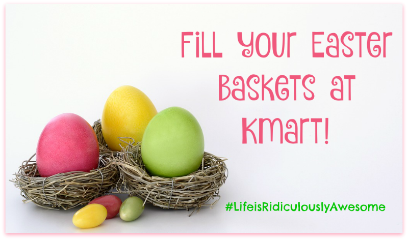 Fill your easter basket at kmart win 100 gc the best part of getting your easter basket goodies at kmart is that you can go grocery shopping at the same time as busy parents most of us dont have negle Choice Image