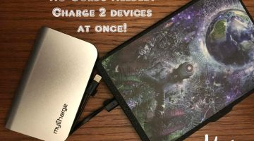 Give Mom POWER this Year with HubXtra from myCharge! #GiftsforMom17
