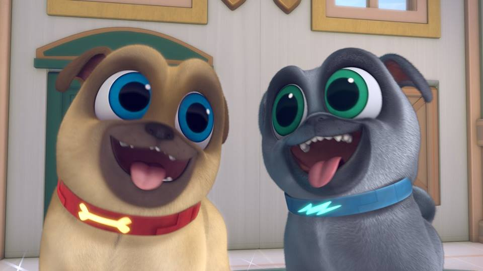 Get Pugtastic Puppy Dog Pals Toys Puppydogpalsevent Cars3event