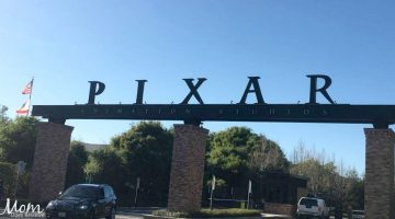 Welcome to PIXAR- Where CARS Was Born! #cars3event
