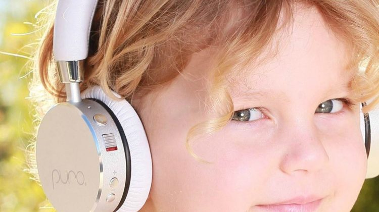 Protect Your Child's Hearing With Puro Headphones #Review