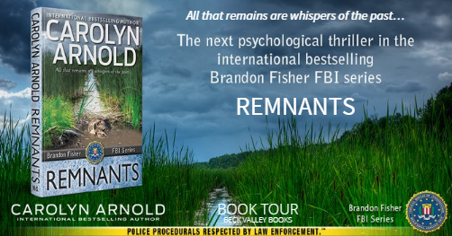 Remnants by Carolyn Arnold #review & #Win $25 Paypal Cash and book!
