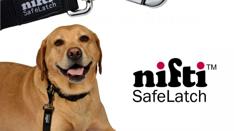 Keep Your Dog Safe With Nifti SafeLatch Leashes #review #Petpalooza2