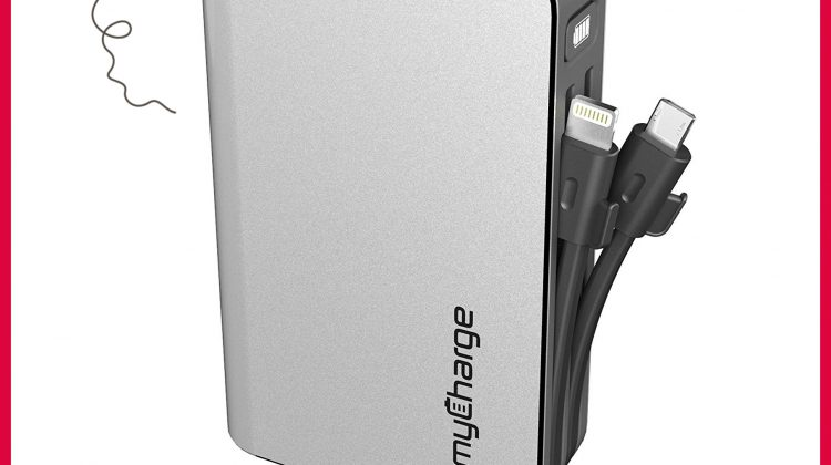 #Win myCharge HubXtra Portable Charger US ends 5/6