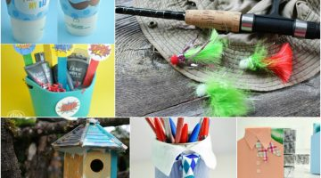 20 Father's Day Crafts Guaranteed to make Dad Smile!