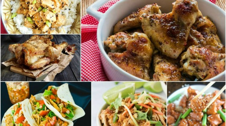 30 Mouth-Watering Instant Pot Chicken #Recipes Perfect for the Family!