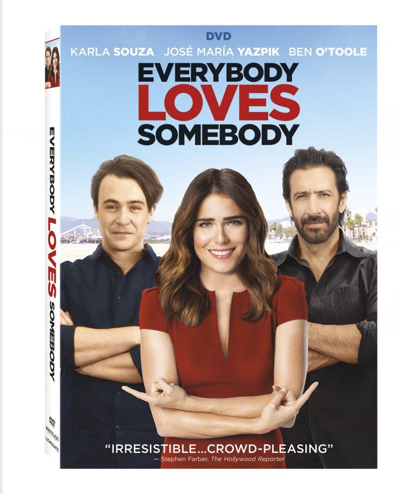 Everybody loves Somebody on DVD June 20th