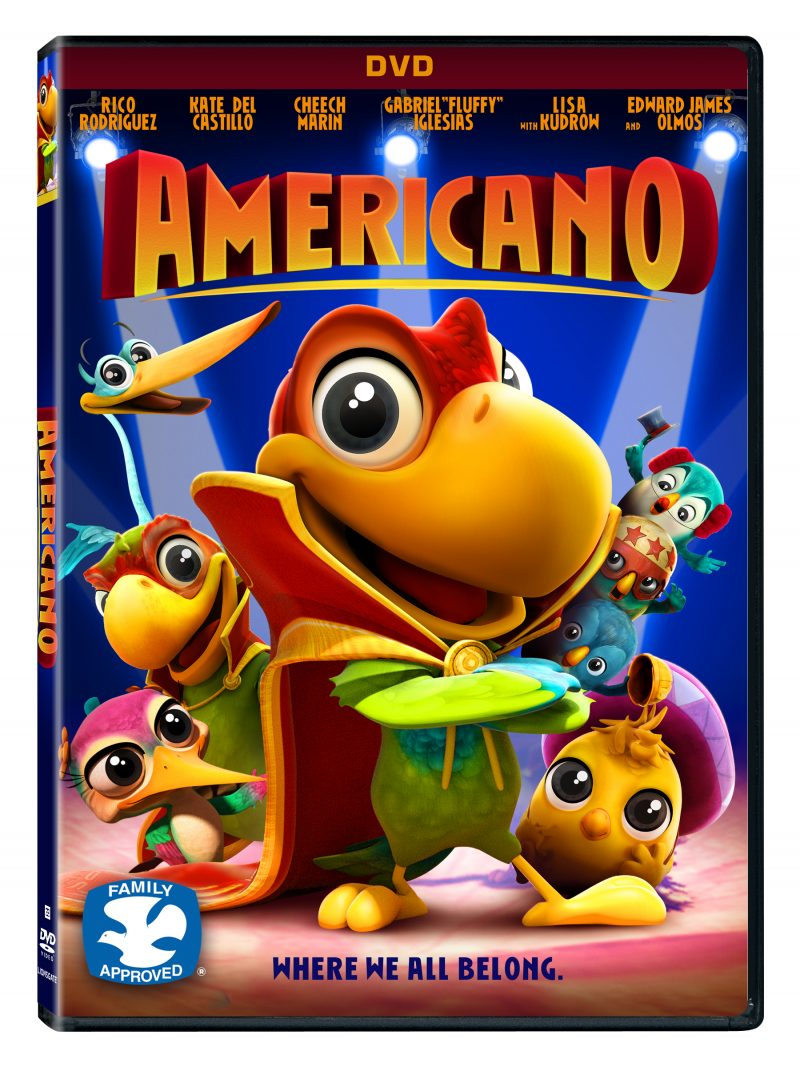 Americano DVD June 13th