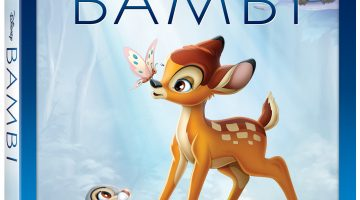 "Adored Animated Classic ""Bambi"" Arrives Home May 23rd #Bambi"