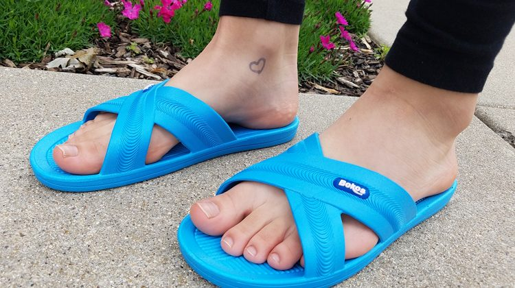 Get Ready For Summer With Bokos Sandals #GradGifts17