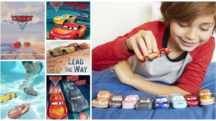 "Newly Released ""Cars 3"" Toys and Books! #Cars3Event"