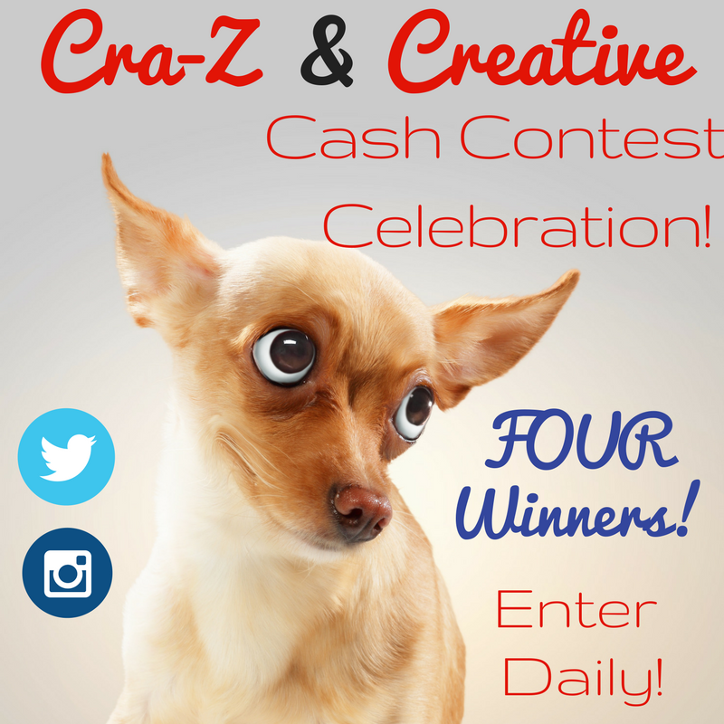 Cra-z, Creative Cash Contest Celebration!