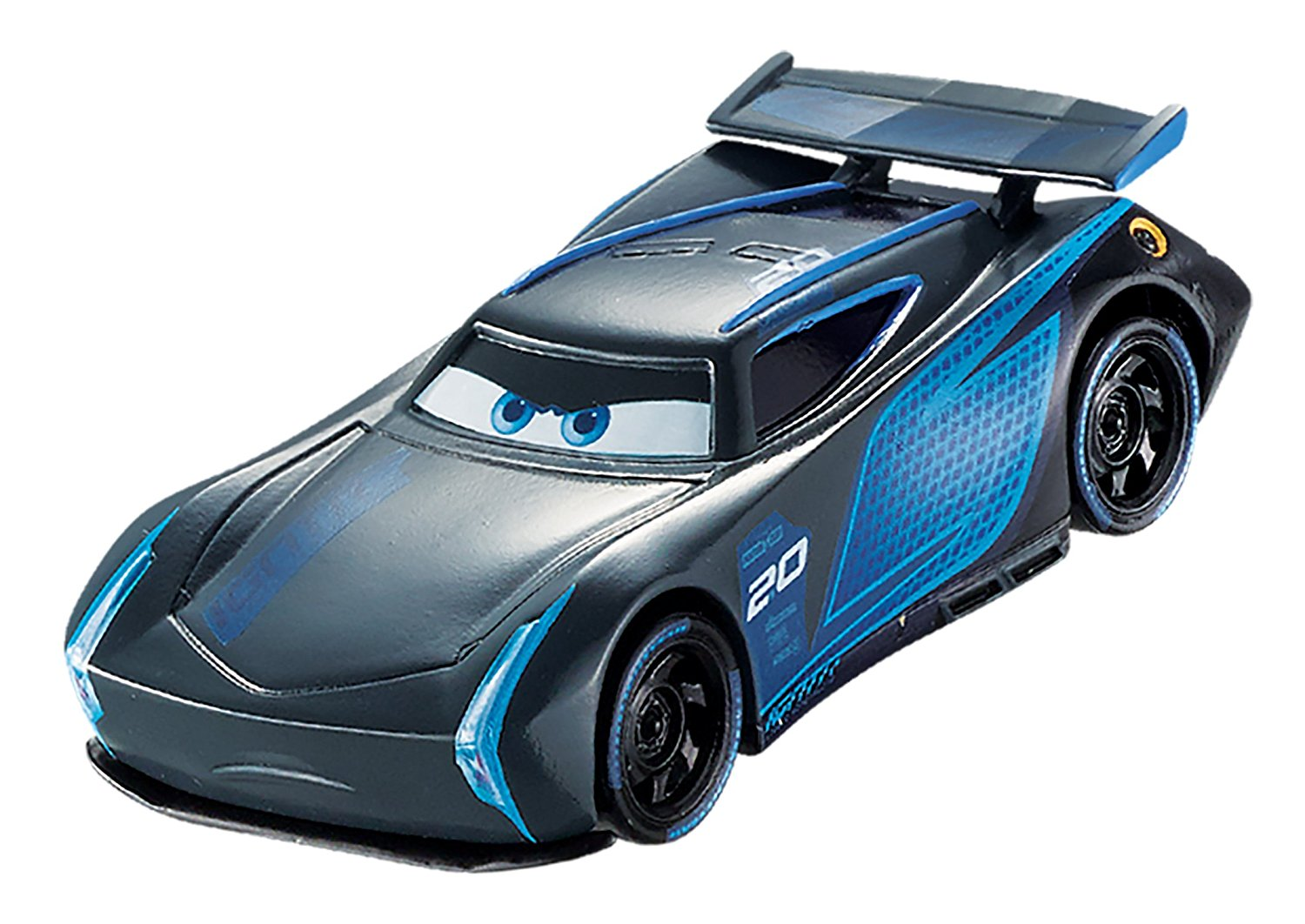 Disney Cars Pixar Die-Cast Jackson Storm Vehicle