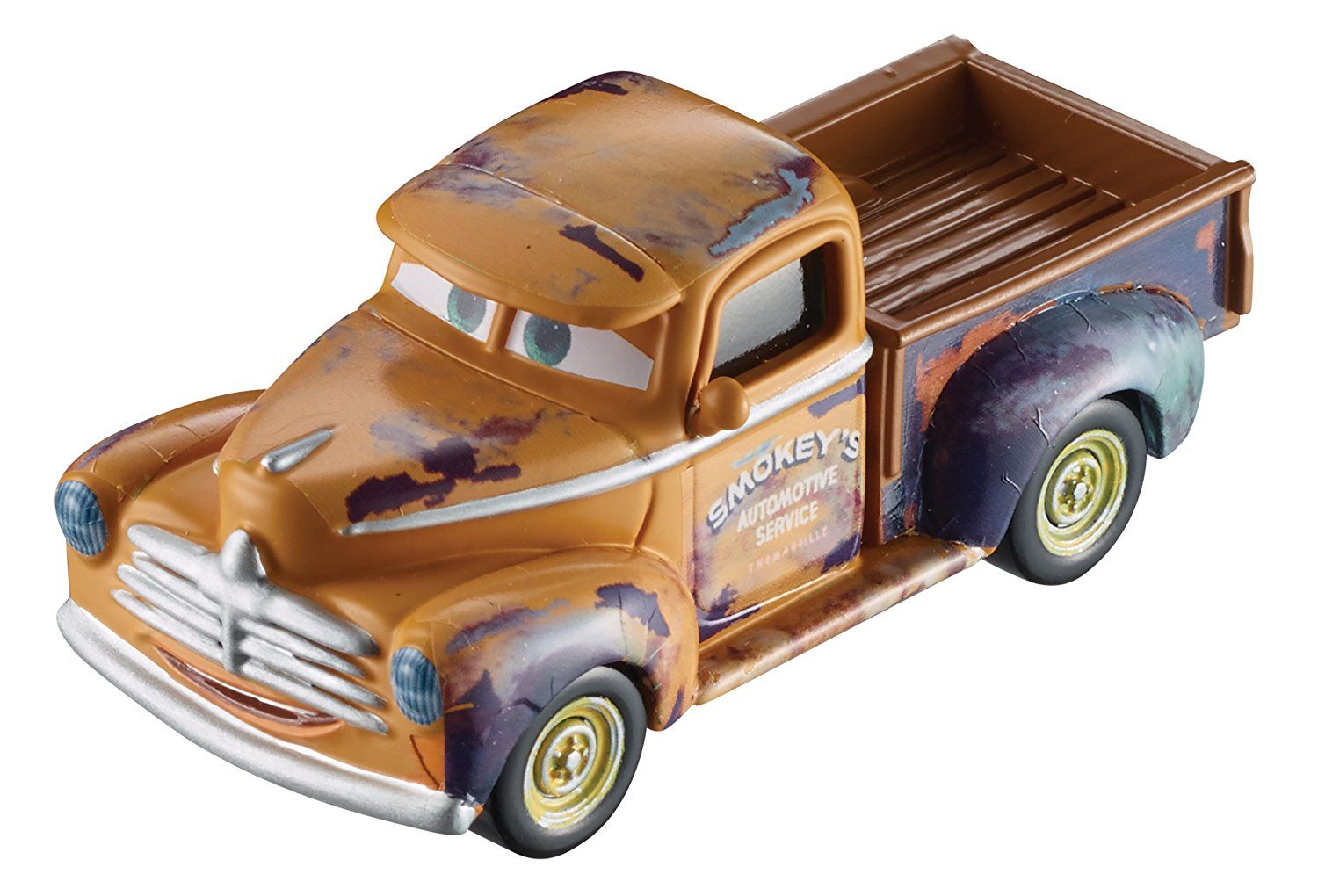 Disney Cars Pixar Die-Cast Smokey Vehicle