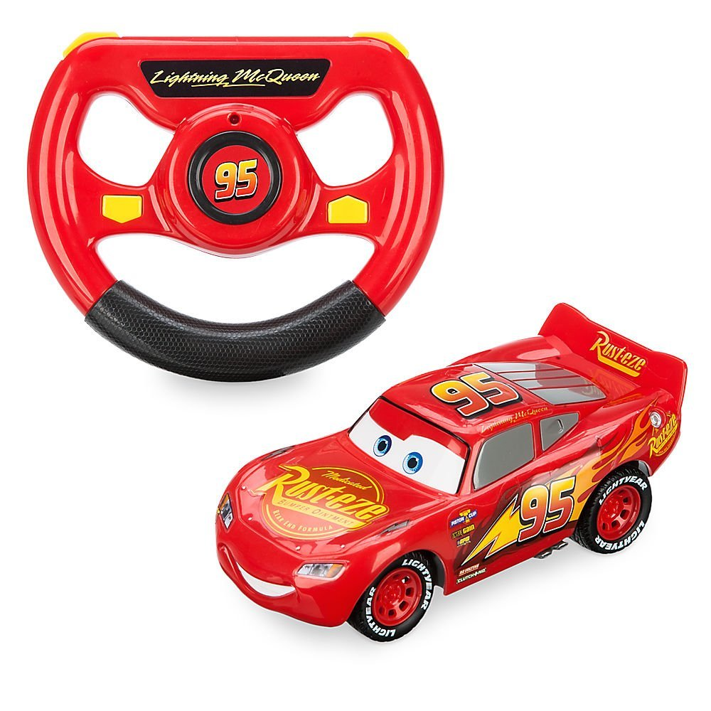 Disney Lightning Mcqueen Remote Control Vehicle Cars