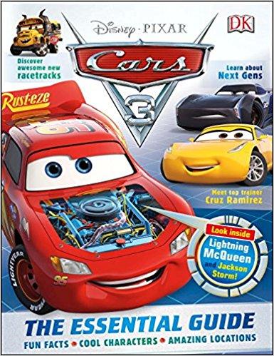 Disney Pixar Cars 3: The Essential Guide