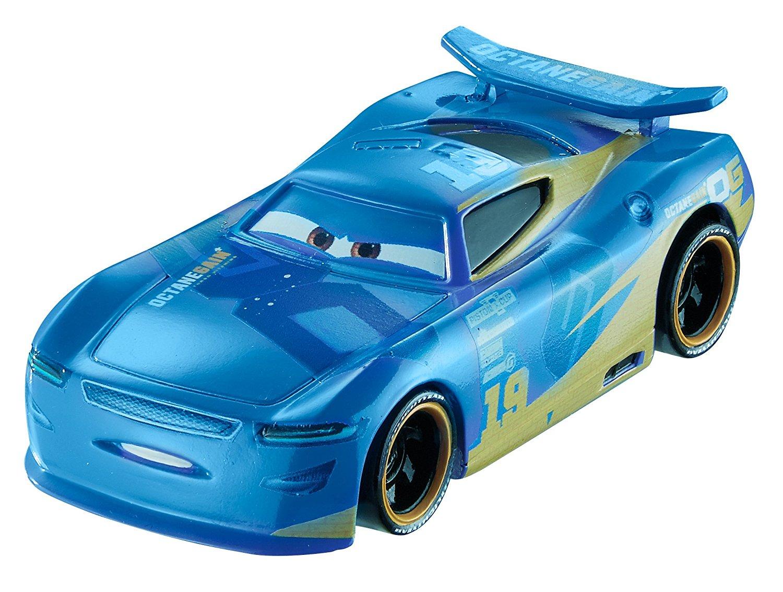 Disney/Pixar Cars Die-Cast Next Gen Octane Gain #19 Carlos Racer Vehicle