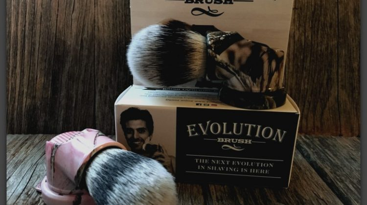 Legacy Shave's Evolution Brush Revolutionizes Your Shave #Review #SuperDadGifts17