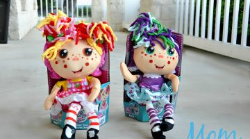 The Adorable and New Flip Zee Girls Have Arrived #Review