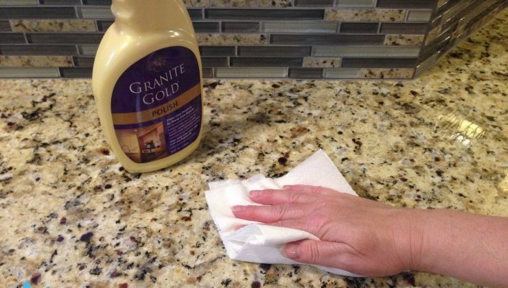Get Your Best Shine With Granite Gold #Review #ad