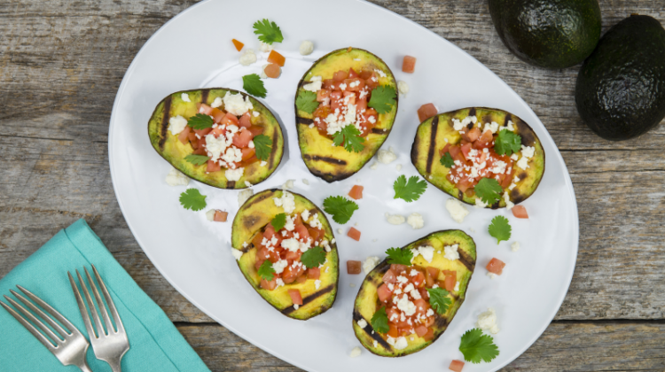 Summer Grilling with Avocados!