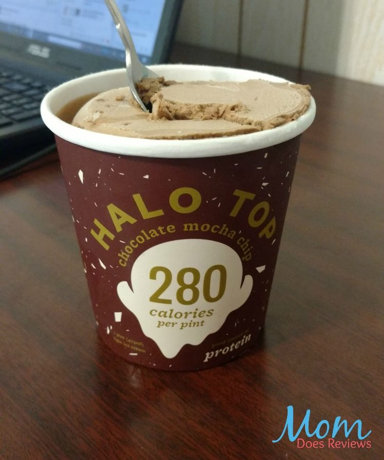 Indulge Yourself guiltfree with Creamy and Delicious Halo Top