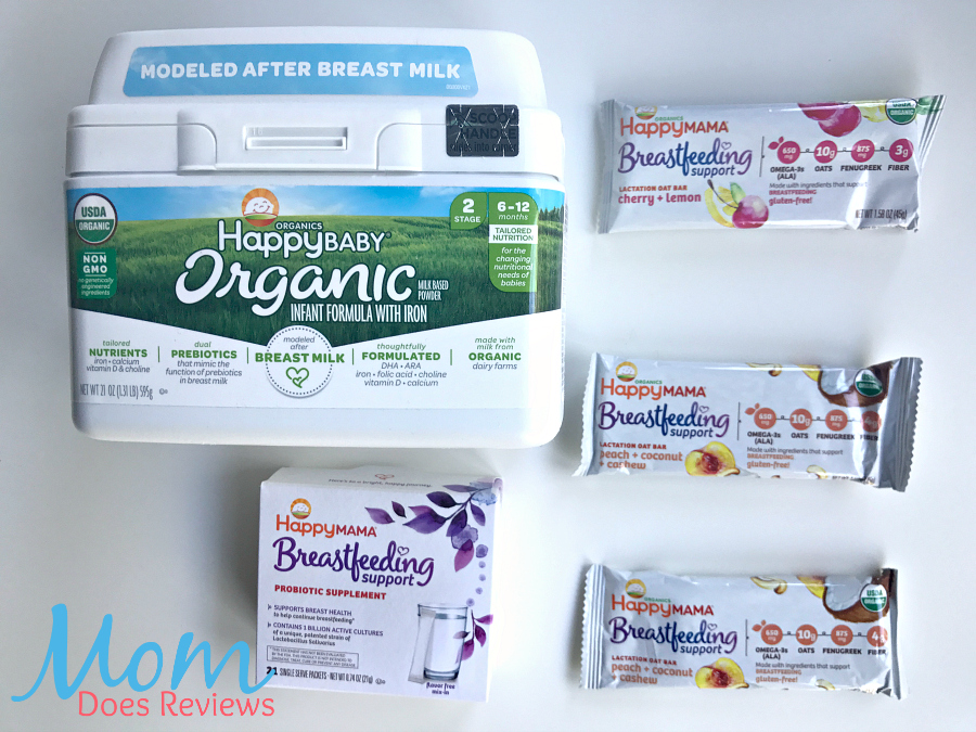 Happy Family Formula And Breastfeeding Support Review