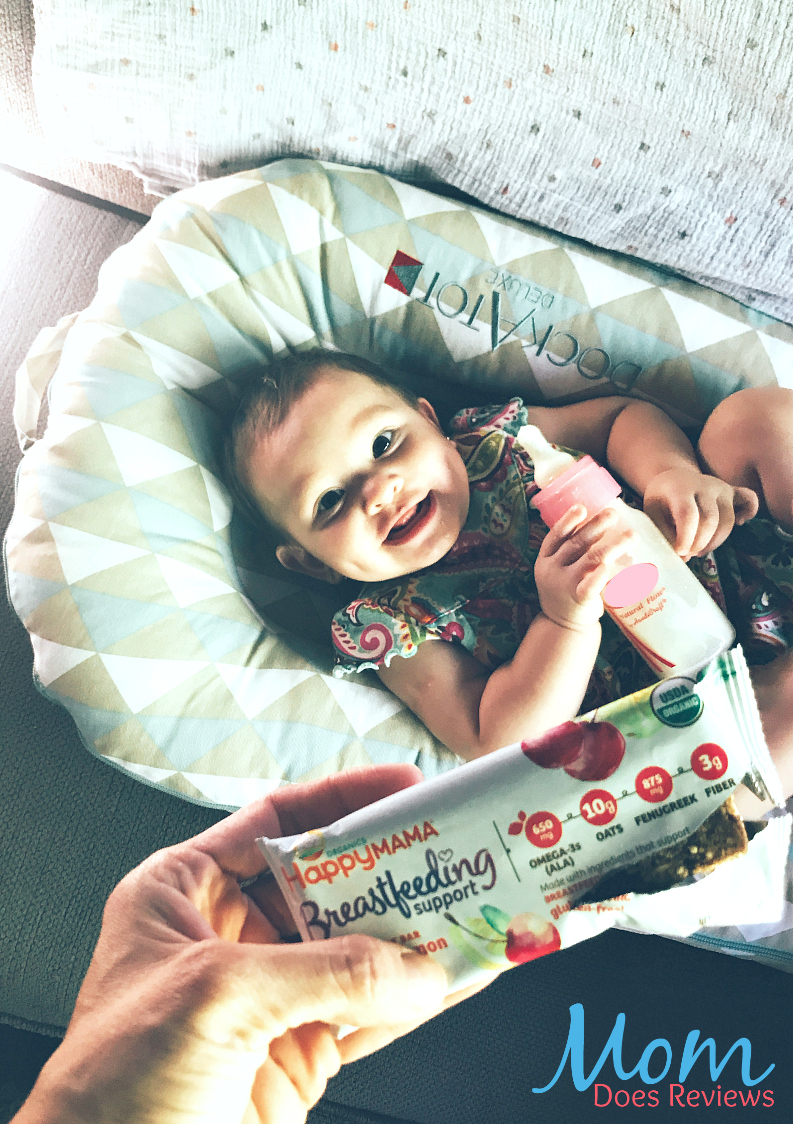 Happy Baby Organic baby Infant Formula and Happy Mama Breastfeeding Support Review