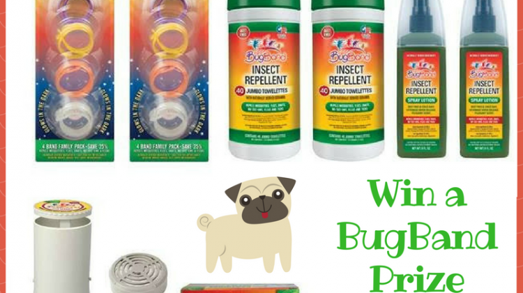 #Win a HUGE BugBand prize pack!  Safe for kids and pets! #Petpalooza2
