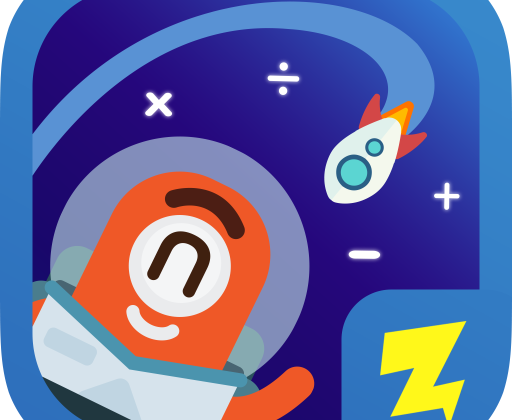 The Zap Zap Math app is out of this World! #Review #ad