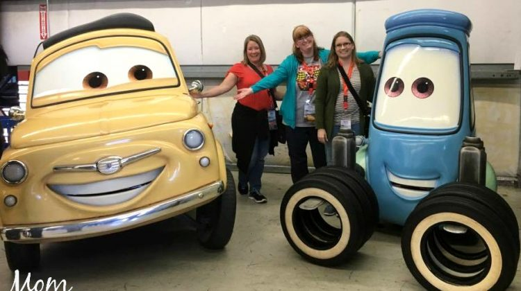 Love Cars? Full Speed Ahead to #Cars3Event at the Sonoma Raceway