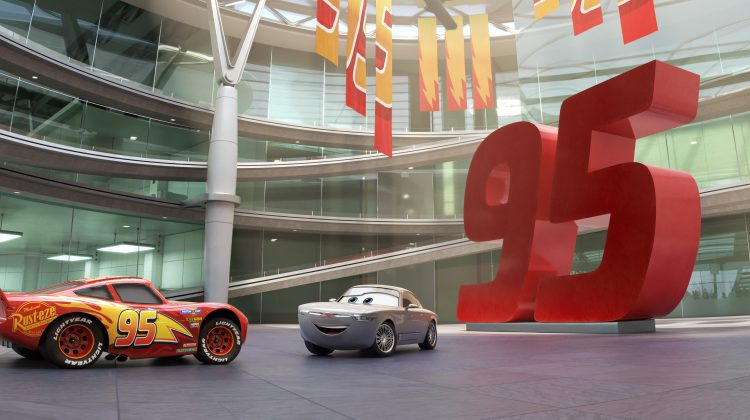 The Next Gen Art and Production Pipeline that Created CARS 3  #Cars3Event
