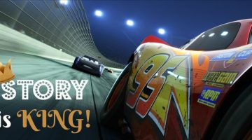 CARS 3 – In Theaters June 16th! -Story is KING! #Cars3Event