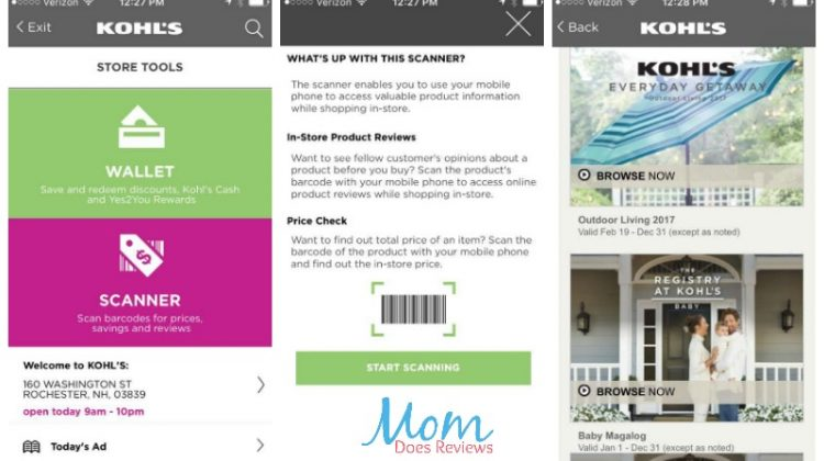 Love Kohl's? 4 Fabulous Reasons to Pay with the Kohl's App!